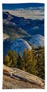 Yosemite Morning Bath Towel