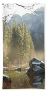 Yosemite Spring Bath Towel