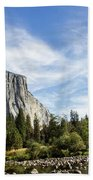 Yosemite Valley Bath Towel
