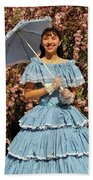 Young Southern Belle Bath Towel