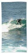 Young Surfers Four Bath Towel