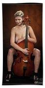 Young Woman Nude 1729.189 Bath Towel