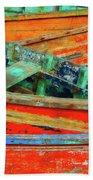 Yucalpeten 3 Bath Towel by Skip Hunt