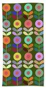 Zappwaits Flower Hand Towel
