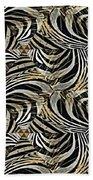Zebra Vii Bath Towel