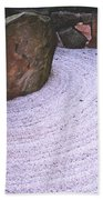Zen Circle  Bath Towel