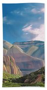 Zion Cliffs Bath Towel