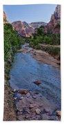 Zion National Park Bath Towel