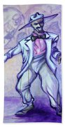 Zoot Suit Bath Towel