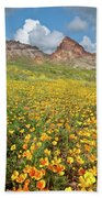 Boundary Cone Butte Hand Towel
