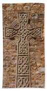 Celtic Cross Hand Towel