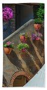 Flowering Bath Towel