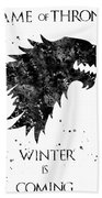 Game Of Thrones Bath Towel