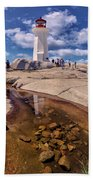 Peggy's Cove Hand Towel
