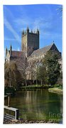 Wells Cathedral Bath Towel