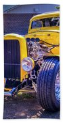 1931 Ford Model A 5 Window Coupe Bath Towel