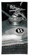 1928 Bentley 4 1/2 Litre Parkward Saloon Hand Towel