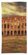 Colosseo, Rome Hand Towel
