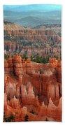 Hoodoo's Bryce Canyon  Bath Towel