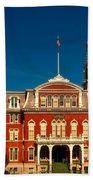 Norwich City Hall Bath Towel
