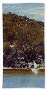 The Camp, Sirius Cove Bath Towel