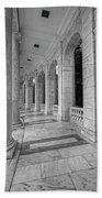 Arlington National Cemetery Memorial Amphitheater Bath Towel