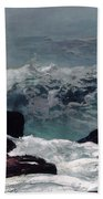 Maine Coast  Bath Towel