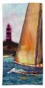 Abaco Rage On The Mark Hand Towel