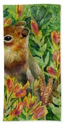Afternoon Feast Hand Towel