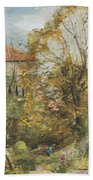Alexander Fraser, The Younger, October's Workmanship To Rival May Hand Towel