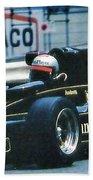 Andretti Monaco 78 Bath Towel