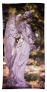 Angel Linen Bath Towel