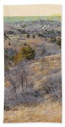 April Prairie Reverie Hand Towel