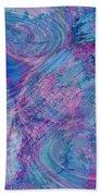 Aqueous Meditations #01 Hand Towel