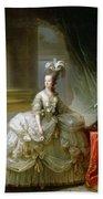 Archduchess Marie Antoinette  Bath Towel