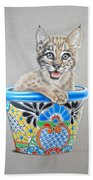 Arizona Wildcat Hand Towel
