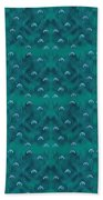 Dolphins Design Hand Towel