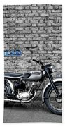 Triumph Tiger Cub Bath Towel