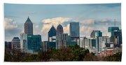 Atlanta Skyline 2 Hand Towel