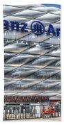 Allianz Arena Bayern Munich  Bath Towel