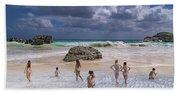 Beach Day Hand Towel