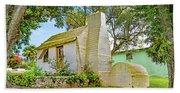 Bermuda Botanical Gardens Cottage Bath Towel