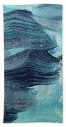 Blue #3 Hand Towel