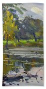 Bond Lake Park Bath Towel