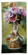 Bouquet In A Vase, 1878 Hand Towel