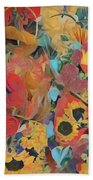 Bouquets Hand Towel