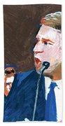 Brett Kavanaugh Testifies Before Senate Bath Towel