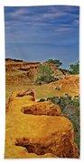 Broken Hill Panoramic II Bath Towel