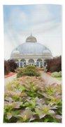 Buffalo Botanic Gardens Conservatory Bath Towel