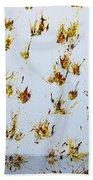 Butterfly Splash Hand Towel